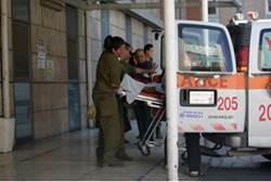 IDF Saves Life of 13-Year-Old PA Boy