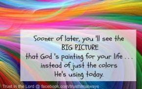 Let God Paint