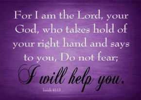 A Prayer: Take Their Hand, God!